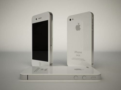 4g3 Concept   iPhone 4G en 3D par Seraphan