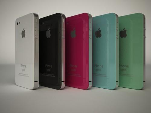 4g5 Concept   iPhone 4G en 3D par Seraphan
