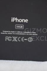500x iphone5 160x240 News   Nouvelles images et vidéos du présumé iPhone 4G