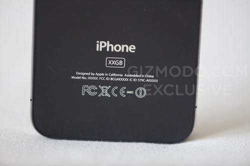 500x iphone5 News   Nouvelles images et vidéos du présumé iPhone 4G