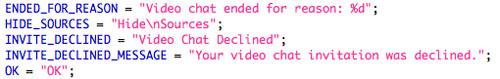 53819 958 quelqu un douterait il encore de la webcam de l iphone 4g News   Le firmware 4.0 supportera le chat vidéo