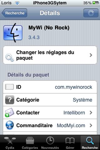 IMG 0027 Cydia   MyWi : Utilisez votre iPhone comme hotspot wi fi