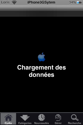 IMG 0031 Thèmes   Thème Mac OSX : MacStyle