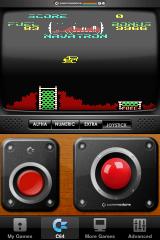 IMG 0065 160x240 Jeux   Commodore 64 Emulateur C64 : Mise à jour disponible sur lAppStore