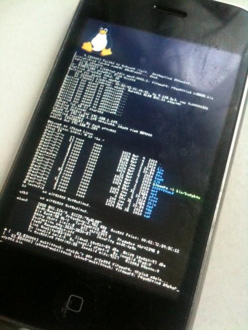 IMG 0116 500x666 News   Android bientôt disponible sur iPhone 3G [EDIT : Ajout vidéo]