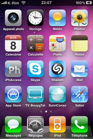 IMG 0943 Firmware 4.0   Vidéo de présentation du nouveau firmware par iPhone3GSystem
