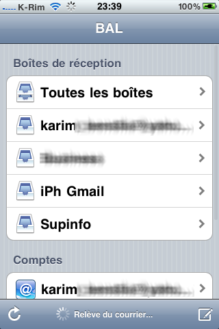IMG 0950 Firmware 4.0   Présentation du nouvel iPhone OS 4.0 bêta