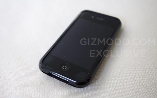 case1 News   iPhone 4G : Nouvelle vidéo sur la coque utilisée pour cacher le prototype