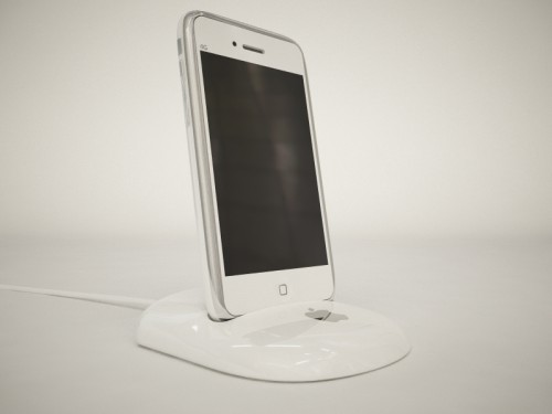 con1 Concept   iPhone 4G inspiré par le prototype de Apple