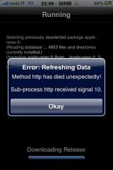 cydia3 Cydia   Attention : Problème avec la repo ModMyI