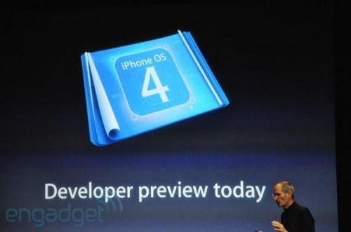 iphone os 4 0105 rm eng 500x331 News   Keynote dApple du 8 Avril 2010 en direct !