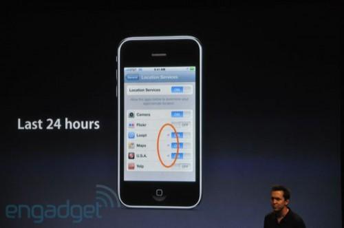 iphone os 4 0192 rm eng1 500x331 News   Keynote dApple du 8 Avril 2010 en direct !