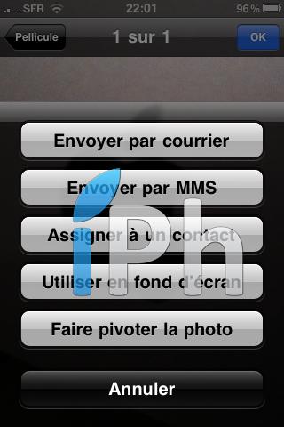 photo12 Firmware 4.0   Toutes les nouveautés du dernier OS de liPhone