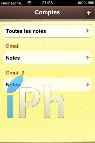 photo9 Firmware 4.0   Toutes les nouveautés du dernier OS de liPhone