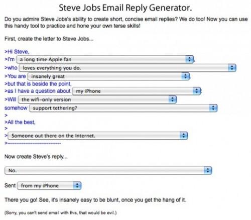 screenshot 2010 04 28 à 17.22.03 540x474 500x438 News   Un générateur de mail destiné à Steve Jobs