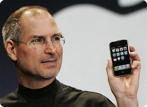 stevejobs News   Steve Jobs demande à récupérer le prototype de liPhone 4G