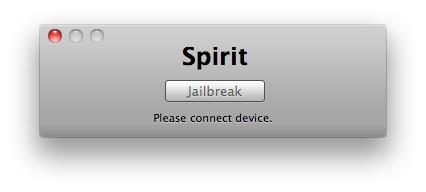 11 Tutoriel   Jailbreak 3.1.3 avec Spirit de Comex pour iPhone / iPod Touch / iPad [MAC]