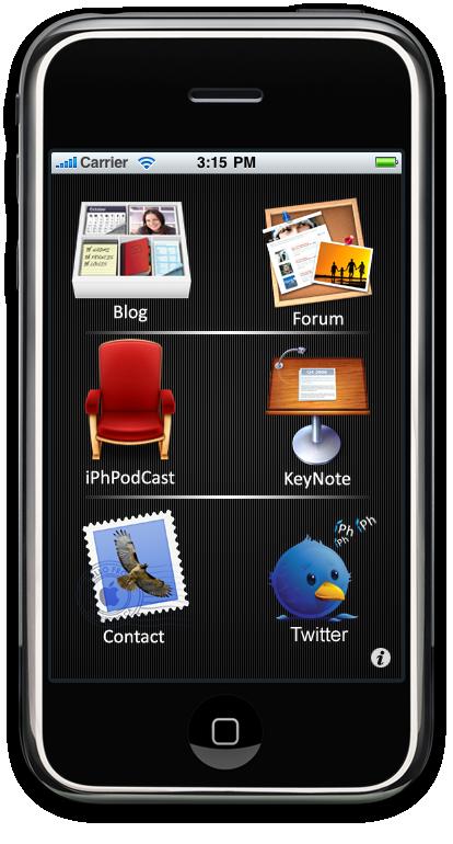 11 AppStore   iPhAccess 3.0 : Soumission à lAppStore ce soir