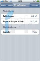 21 160x240 Cydia   Tab + : Afficher un nombre illimité de pages web sur Safari Mobile