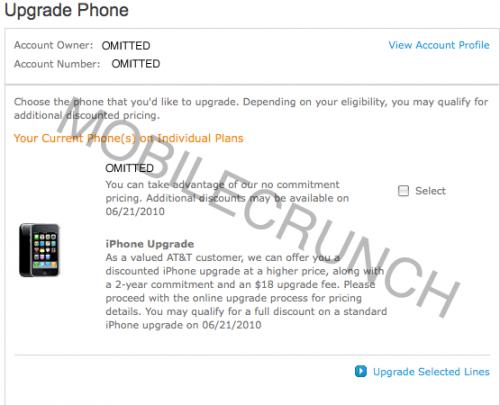 32648 500 Rumeurs   LiPhone 4G disponible le 21 juin ?