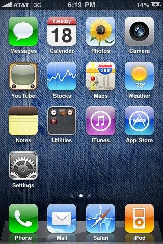 41 Firmware 4.0   La beta 4 de liPhone OS 4 est disponible