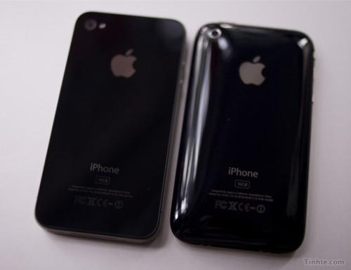7 Test   Comparatif  : iPhone 4G Prototype vs iPhone 3GS