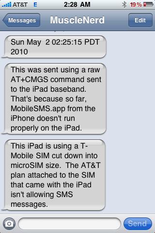 94509798 News   MuscleNerd, liPad 3G et les SMS [Vidéo]