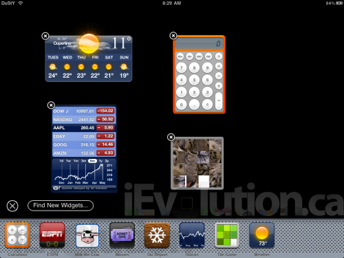 IMG 0030 500x375 Cydia   Dashboard enfin disponible pour iPad ! [Vidéo]