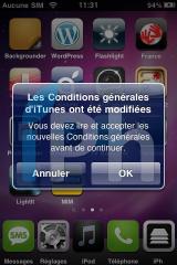 IMG 0941 160x240 AppStore   Mise à jour des conditions dutilisation diTunes