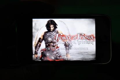 IMG 4422 AppStore : Prince of Persia pour iPhone disponible pour le 3 Juin !