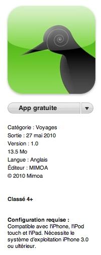 MIMOA AppStore   MIMOA : Le Guide de larchitecture moderne Gratis pour les 1000 premiers téléchargements
