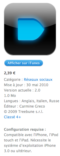 Pushme.to2  AppStore   Pushme.to : La nouvelle version 2.0 disponible dans lAppStore