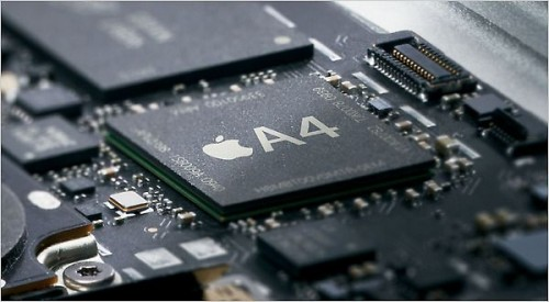 apple A4 chip 500x275 Tutoriel   Comment overclocker son iPhone [EDIT]