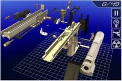 gun11 AppStore   Gun Disassembly 3D : Démonter un pistolet en 3D sur votre iPhone