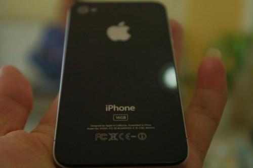 iphone HD iphone 4 2 500x331 Rumeurs   iPhone 4G : De nouvelles images en provenance du Vietnam