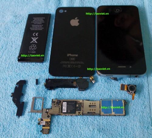 iphone HD iphone 4 8 500x455 Rumeurs   iPhone 4G : De nouvelles images en provenance du Vietnam