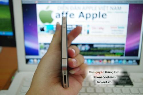 iphone HD iphone 4 9 500x332 Rumeurs   iPhone 4G : De nouvelles images en provenance du Vietnam
