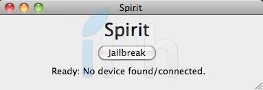 spirit Jailbreak News   Le développement de Spirit avance bien [EDIT]