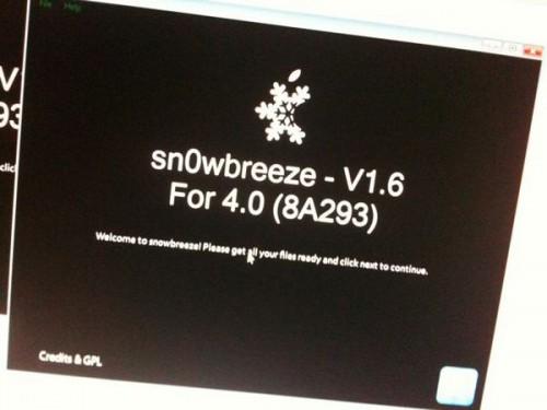 118940535 500x375 Jailbreak   iH8Sn0w publiera bientôt un Sn0wBreeze pour liOS 4