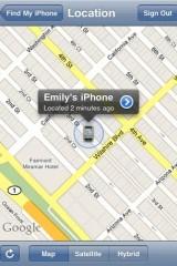15 160x240 Applications   Apple sort lapplication Find My Phone, un utilitaire pour retrouver son téléphone