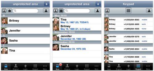 15 AppStore   ContactsPro : Gérez vos contacts de façon avancée