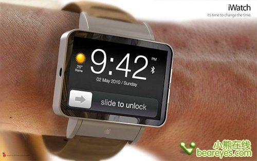 17 Concept   Déballage de liWatch, une montre au format iPhone [Vidéo]