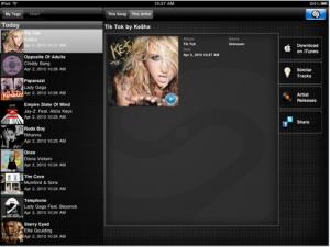 22 300x225 AppStore   Shazam for iPad est gratuit pendant un temps limité