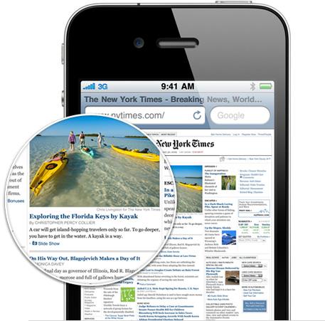 22 WWDC 10   Galerie iPhone 4 par Apple.com
