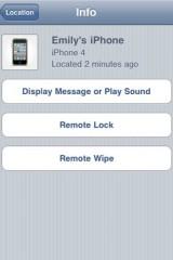 31 160x2401 Applications   Apple sort lapplication Find My Phone, un utilitaire pour retrouver son téléphone
