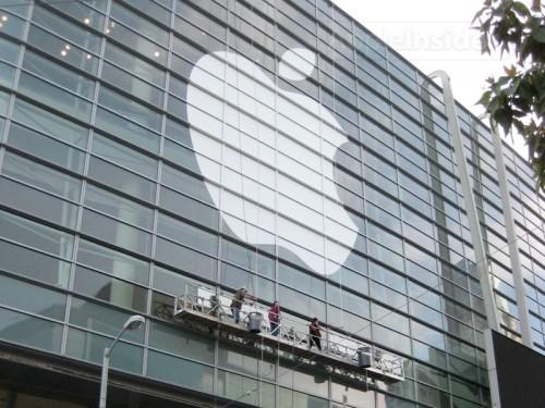 33986 500x375 News   Apple prépare le Moscone Center pour la WWDC 2010