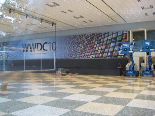 33988 500x375 News   Apple prépare le Moscone Center pour la WWDC 2010