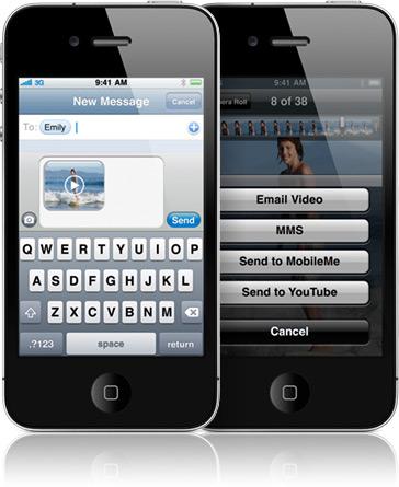 34604 News   Les photos/vidéos prisent avec liPhone 4 prendront elles plus despace ?