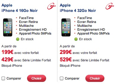 55184 285 sfr l iphone 4 a partir de 199 News   LiPhone 4 disponible en pré commande [EDIT]