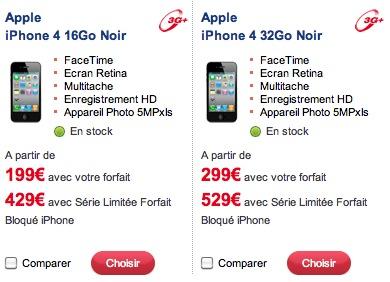 55184 285 sfr l iphone 4 a partir de 199 News   LiPhone 4 disponible en pré commande [EDIT]